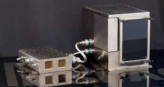 A Made In Space 3D nyomtatója, amely útban van a Nemzetközi Űrállomásra. Forrás: Made In Space.