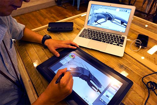 Folyik a tervezési munka a DMM.make AKIBA keretében. A kép az ROK csapat tulajdona.